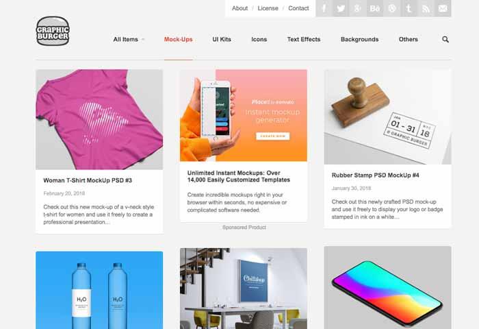 20+ Free PSD Mockups websites for Designers in 2021